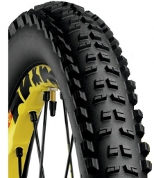 MAVIC Pneu Avant CROSSMAX CHARGE 26x2.40 Tringle Souple Tubeless