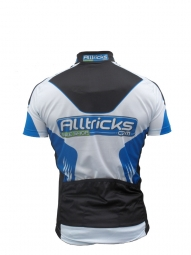 alltricks by northwave maillot manches courtes pro tricks race m