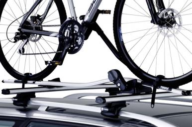 THULE Porte-Vélo PRORIDE 591 pour toit de voiture