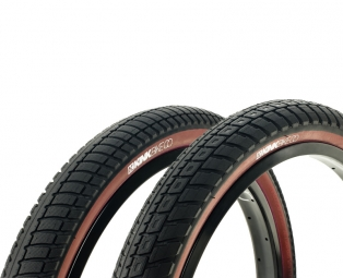 KINK Tires Pack VELA 2,10 + LYRA 2,30 Redwall
