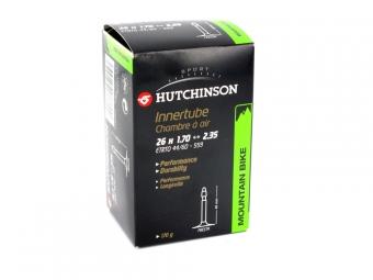 HUTCHINSON Chambre à Air STANDARD 26 x 1.70 à 2.35 Presta