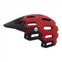 BELL Helmet SUPER Red Black