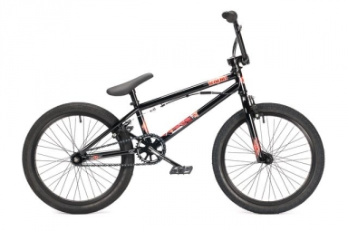 RADIO BIKES BMX Complete DICE 20'' -18.75'' 2013 Black
