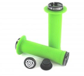 SB3 Grips DONUT  Lock-on Green