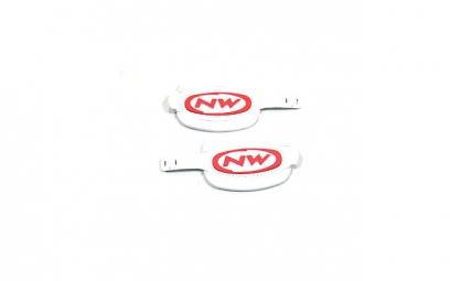 NORTHWAVE KIT pour Cou-de-pied pour chaussures Northwave Blanc Rouge