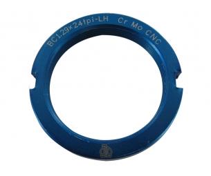 Blb ecrou de pignon fixe beefy bleu