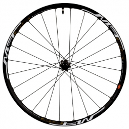 Shimano SLX Front Wheel MT65 CL 9 mm without clamping