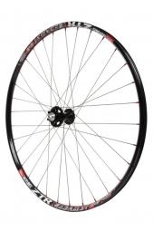 NOTUBES Paire de roues MEDALIST 650B 27.5'' pour LEFTY Noir