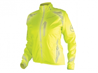 ENDURA Veste Coupe Vent LUMINITE II Jaune