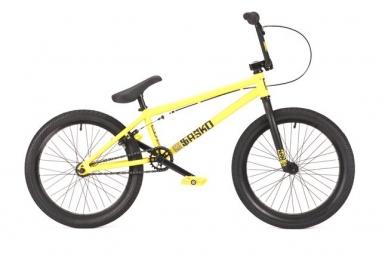 RADIO BIKES BMX Complet SAIKO 20'' 2013 Yellow