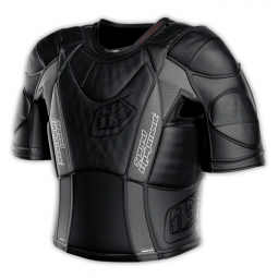 troy lee designs gilet de protection 5850 enfant l