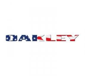 OAKLEY Sticker USA