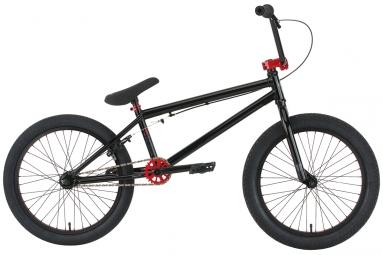 PREMIUM BMX Complet SOLO 20.5´´ Noir