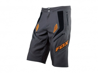 FOX Short ULTIMATUM Gris