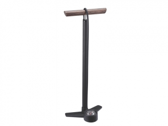 BBB Floor pump ''AirControl'' Black