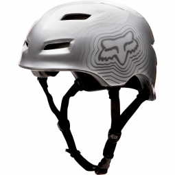 Casque bol Fox TRANSITION Gris