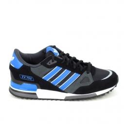 design intemporel 92c86 26039 Basket mode - Sneakers ADIDAS ZX 750 Noir Bleu