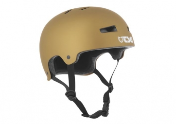 Casque bol tsg evolution solid bronze l xl 57 59 cm
