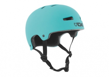 Casque bol TSG EVOLUTION Solid Color Bleu