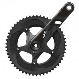 SRAM Crankset FORCE 22 Compact 50/34 Yaw GXP without Bottom braket