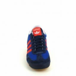chaussures de séparation 9e60b 63b83 Basket mode - Sneakers ADIDAS Dragon Bleu Rouge