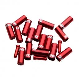 SRAM Kit Embouts de fermeture pour dérailleurs et freins Rouge