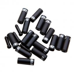 SRAM Kit Embouts de fermeture pour dérailleurs et freins Noir