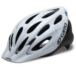 Casque Giro Indicator Blanc/Argent