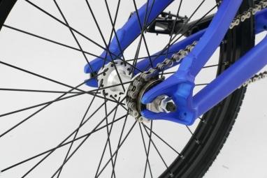 HARO BMX Complet Pro XL Bleu Electrique