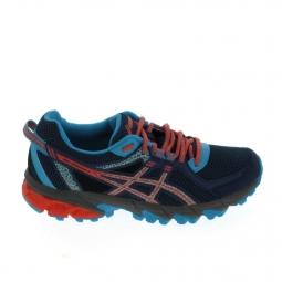 Chaussure de runningrunning asics gel sonoma 2 f bleu