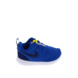 Chaussure bebe nike roshe one bb bleu 26