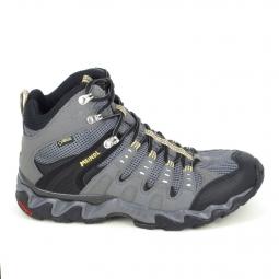 Chaussure de marcheRando - Trail MEINDL Respond Mid GTX Gris