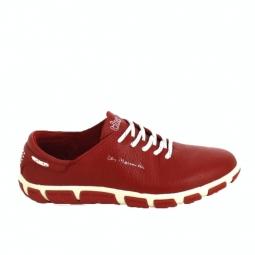 Chaussure ville bassechaussure de ville tbs jazaru rouge 36