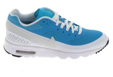 Basket mode, SneakerBasket mode Sneakers NIKE Air Max Bw Ultra Blanc Bleu Clair