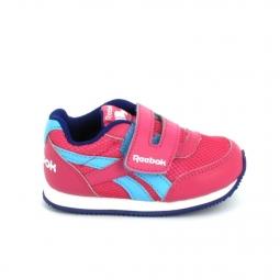 Chaussure bebe reebok royal classic jogger bb rose 21