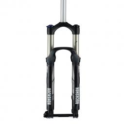 rockshox fourche sektor rl dual position coil 26 150 120mm axe 15mm noir conique 1 1