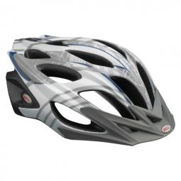 BELL Helmet DELIRIUM Silver Titanium Blue