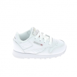Chaussure bebe reebok classic lea bb blanc 26