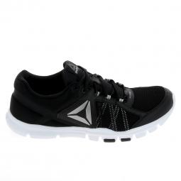 Chaussure de runningrunning reebok yourflex train 9 0 noir 41