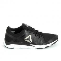 Chaussure multi sportsrunning reebok trainflex noir blanc 42