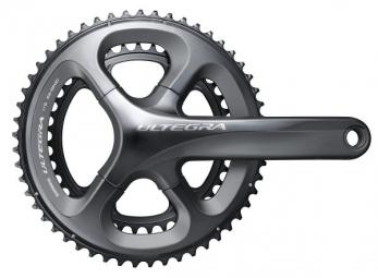 shimano pedalier ultegra fc 6800 fc 53 39 dents 2x11 vitesses sans boitier 172 5