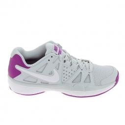Chaussure de tennisTennis - Multisports NIKE Air Vapor Advantage Blanc Violet