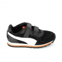 Sneakers PUMA St Runner C Noir Orange