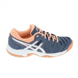 Chaussure de tennis asics gel padel pro 3 k bleu corail