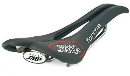 SMP Saddle FORMA 273x137 mm Black