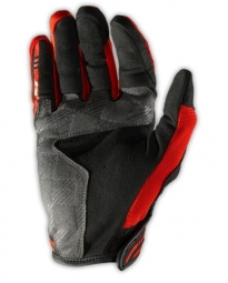 troy lee designs paire de gants longs xc rouge xl