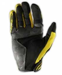 troy lee designs paire de gants longs xc jaune l
