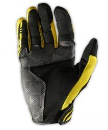 troy lee designs paire de gants longs xc jaune l