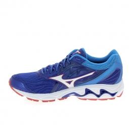 Chaussures de Running Mizuno Wave Inspire Bleu