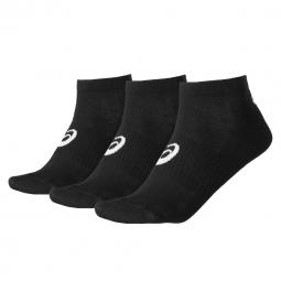 Chaussettes de course a pied asics 3ppk ped sock 35 38